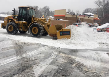 Commercial Snow Plowing 380x270