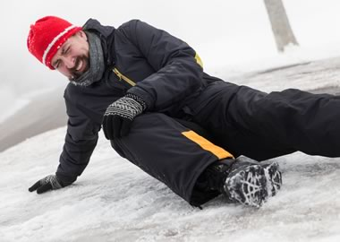 Winter Liability Reduction - Slip and Fall