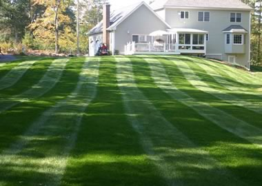 Mueskes Commercial Lawn Care services