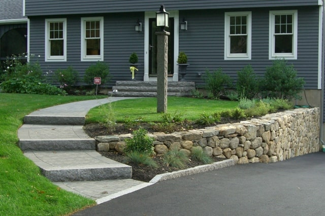 Hardscaping Services by Mueskes Landscape & Snow Management