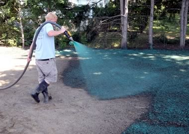 Mueskes Hydroseeding and Sod services