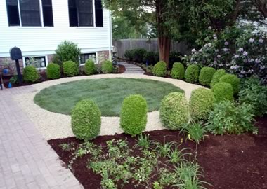 Mueskes Landscape Enhancement services