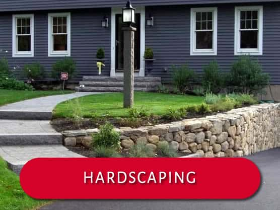 Mueskes Hardscaping services