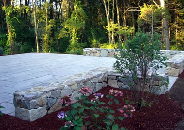 Patios Walkways Walls by Mueskes Landscape Management