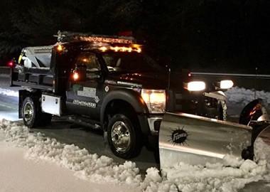 Mueskes Snow Plow Truck